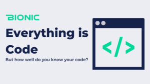 Everything is Code