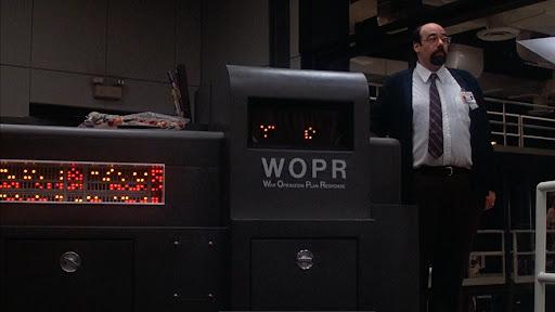 WOPR Machine