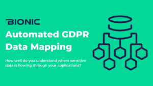 Automated GDPR Data Mapping
